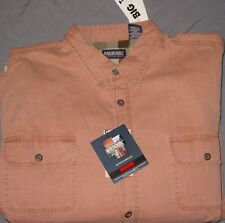 NWT OOP VINTAGE MEN'S BIG & TALL LINED WOLVERINE BOOTS & GEAR BUTTON JACKET-3XL