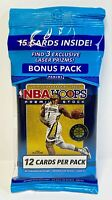 2019-20 Panini NBA HOOPS Premium Stock Cello Pack - Sealed - In Hand