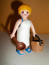 Playmobil,SAUNA GIRL,Series #10 Figure,New in Package