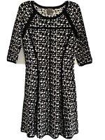 Gorgeous Taylor Petites Fall Winter Knit Dress Size Petites Med PM Comfy