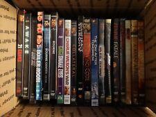 $2.00 apiece dvds dvd comedy action romance horror science fiction fantasy