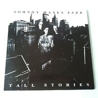 Johnny Hates Jazz - Tall Stories - Vinyl LP UK 1st Press 1991 EX+/EX+