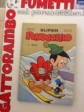 Super Pinocchio N.13 Anno 77 Edicola