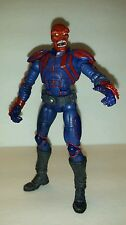 Marvel Legends Face Off Series Red Skull action figure