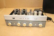 New listing RARE vintage David BOGEN DB212  Tube amplifier DB 212