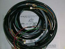 IMPIANTO ELETTRICO ELECTRICAL WIRING APE AD1 AVVIAMENTO A MANO+ SCHEMA ELETTRICO