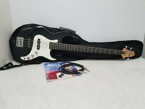 Samick Greg Bennett Design Fairlane Electric Bass Guitar w/Gig Bag