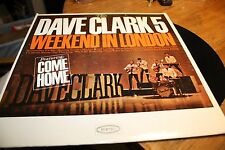 LP:  Dave Clark Five  Weekend in London