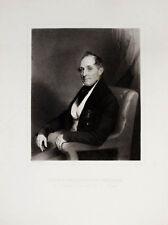 1841 Türkheim Ludwig Freiherr von Lithographie-Porträt Kriehuber Wien