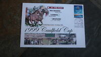 AUSTRALIAN HORSE RACNG COVER, SKI HEIGHTS 1999 CAULFIELD CUP WIN
