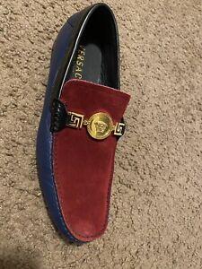 versace shoes men size 9.5
