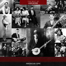 Various Artists - American Epic: The Best Of Country / Various [New Vinyl LP] 18