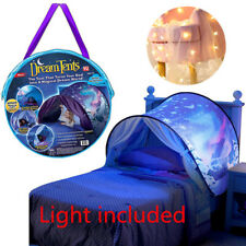 Magical Tents Snowflower Space Adventure Dream Foldable Kid Tent With Star light