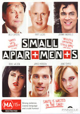 Small Apartments * NEW DVD * (Region 4 Australia)
