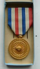 Médaille des Cheminots Bronze doré