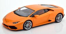 1:18 AUTOart Lamborghini Huracan LP610-4 Coupe 2014 orange-metallic