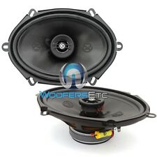"MEMPHIS 15-PRX572 5"" X 7"" CAR AUDIO 2-WAY PEI DOME TWEETERS COAXIAL SPEAKERS NEW"
