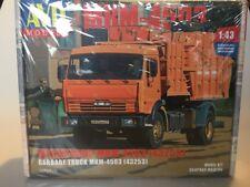1:43 1273AVD AVD Model Kit Garbage truck MKM-4503 KAMAZ-43253