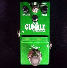 ROWIN LN-315 NANO DUMBLER (DUMBLE AMP SIMULATOR) EFFECT PEDAL WITH TRUE BY PASS