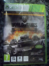 World of Tanks Xbox 360 Edition Nuevo precintado Combate tanques en castellano
