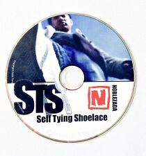 Self Tying Shoelace -Jay Noblezada (instructional disk Only! No gimmick included