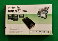 Plugable UGA-3000 USB 3.0 to VGA / DVI / HDMI Video MULTI - DISPLAY ADAPTER