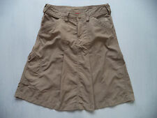 Womens NORTH FACE camp skirt Sz 2 hiking camping leisure lounge cruise