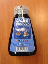 "COLORANT PISCINE OU SPA BLEU ""OCEAN"" AQUACOULEUR - FLACON 180 ML"