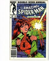 Amazing Spider-Man Annual # 19 (Marvel)Newsstand 1st app Alistaire Smythe - FN