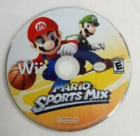 Mario Sports Mix (Nintendo Wii, 2011) Game Disc Only Tested