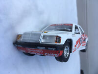 Burago Mercedes 190e Racing Custom AMG