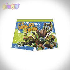 6299 Bañador boxer de Tortugas Ninja color Verde 4 años