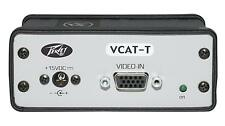 Peavey VCAT-T Video Signal Transmitter