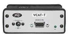 Peavey VCAT-T Video Signal Transmitter