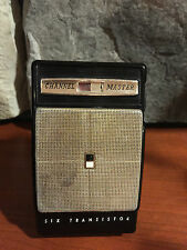 Channel Master Six Transistor Radio Model 6508! LOOK VERY COOL, FAST SHIP!