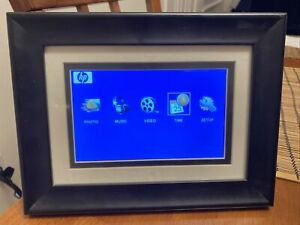 "HP Digital Frame 7"" 800x480 512MB"
