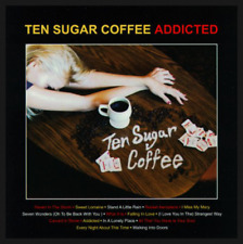 Addicted - Ten Sugar Coffee CD Folk Alternatve Rock Great Shape Fast Shipping
