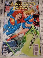 Justice League of America (2006) DC - #50, Omega Part 1, Robinson/Bagley, VF
