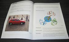 VW Golf 3 III Typ 1H  Ecomatic Selbststudienprogramm  SSP 146 Stand 08/1993