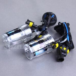 2PCS Car HID Xenon Headlight Lamp Light For H7 43K 4300K 35W Bulbs Replacement