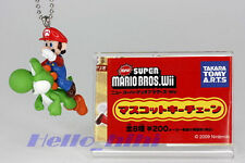 Super Mario Bros will figure C Characters Keychain