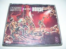 Move The House 9 EVA 2cd 1993 early hardcore / house