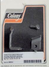 THROTTLE CABLE BRACKET HARLEY KNUCKLEHEAD PANHEAD