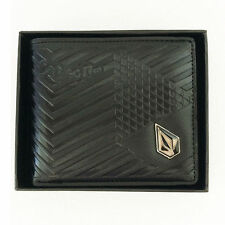 New with Box Volcom Men's Surf Synthetic Leather Wallet  VALENTINE Gift #211
