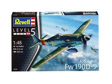 """Revell 03930 Focke Wolf Fw 190D-9 """" Bausatz 1:48 NEU"""