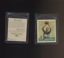 1997-98 Fleer Goudey Greats #1GG Ray Allen Milwaukee Bucks