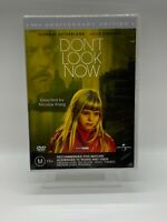 Don't Look Now (DVD) **New & Sealed**