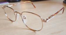 MOC OXFORD Designer Eyeglass Frames Gold/Brown Tortoise 49[]20 135mm