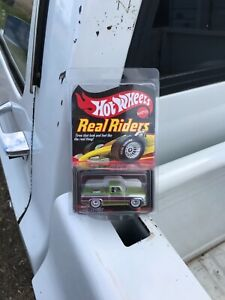 Hot Wheels 83 Silverado RLC real riders 6of6 series 8