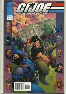 IMAGE COMICS G.I. JOE #4! NM!